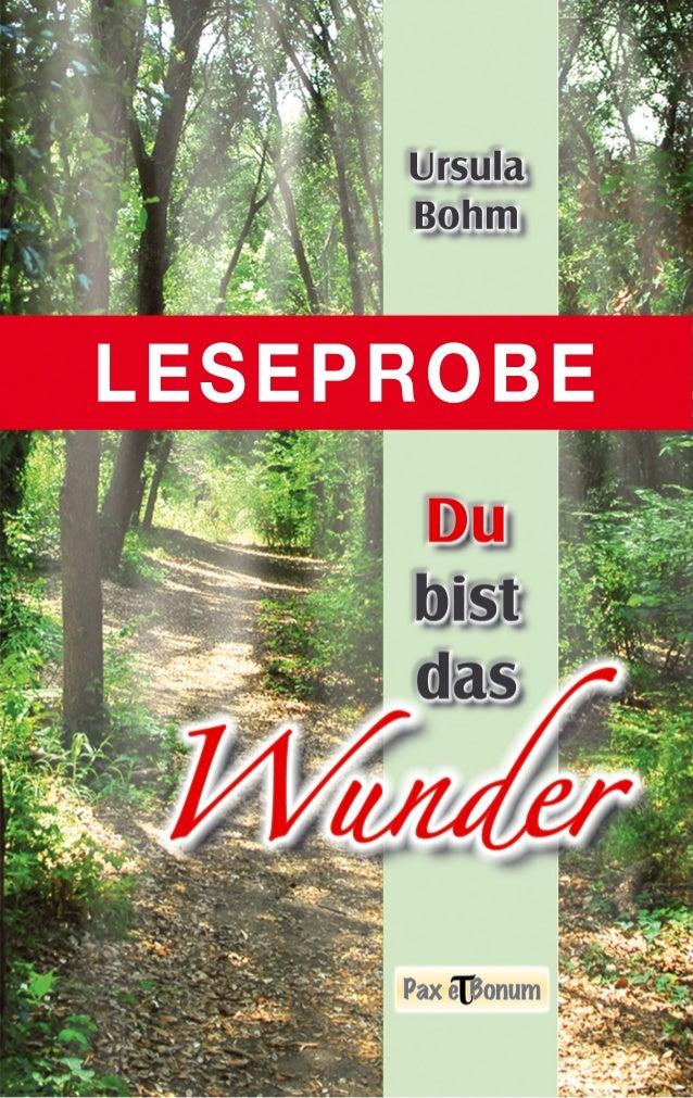 """U/967"""" day Buch:   Ursula Bohm nirnrnt uns rnit in ihr Leben.   Hineingeboren in eine Welt,  die Von Gewalt und Ignoranz b..."""