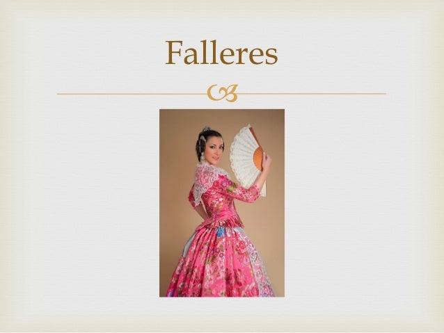 LES FALLES Slide 3