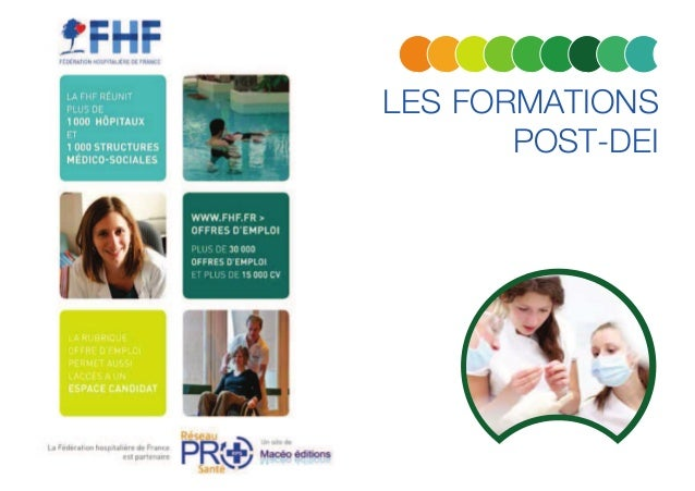 LES FORMATIONS POST-DEI