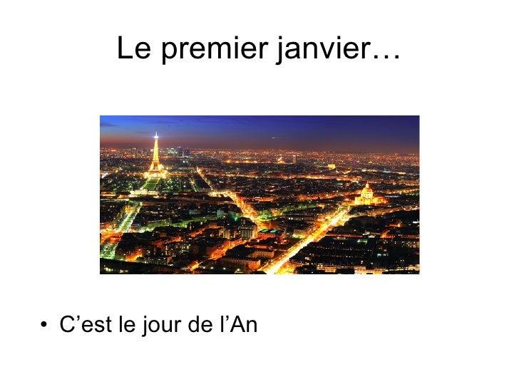 Les Fêtes En France Slide 2