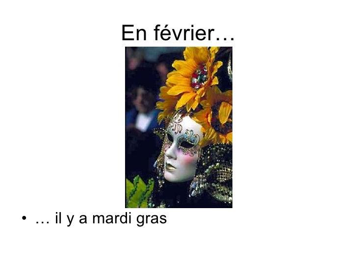 Les Fêtes En France Slide 3