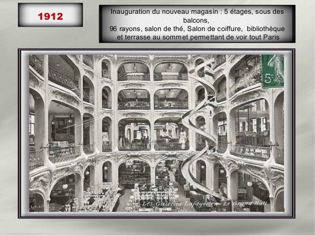 1912   La coupole et le grand escalier