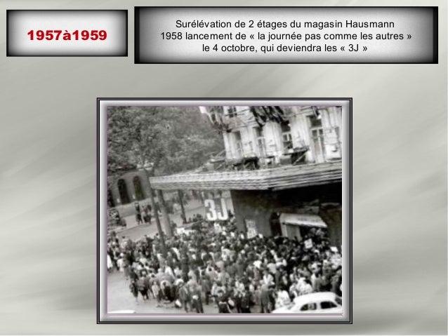 1990            Inauguration du Lafayette Gourmand sur 2300m2               2007    Il aura suffit du WE de Pâques   aux é...