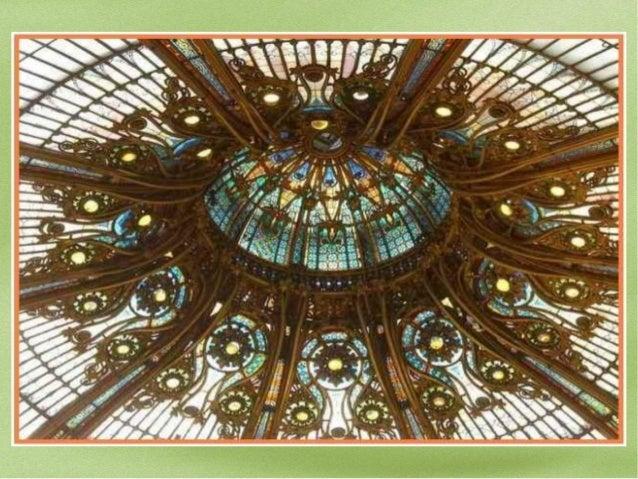 Les Galeries Lafayette reçoivent environ 25 millions de visiteurs par an                     dont 11millions d étrangers  ...