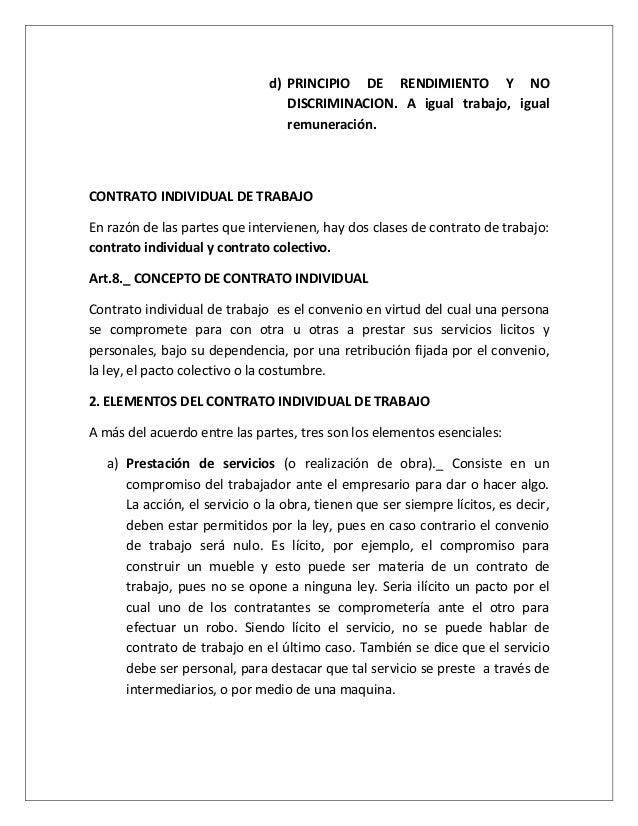 Lesgi laboral for Contrato laboral para empleadas domesticas