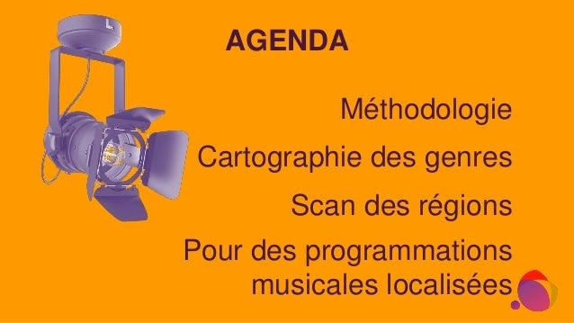 Les goûts musicaux des français par région par HyperWold, Juin 2016 Slide 2