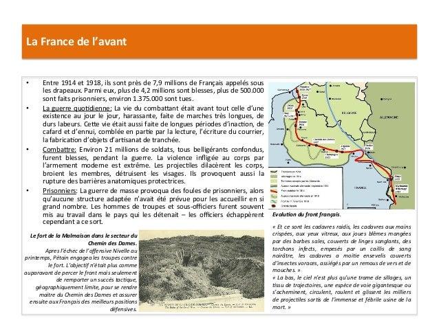 La  France  de  l'avant   • Entre  1914  et  1918,  ils  sont  près  de  7,9  millions  de  ...