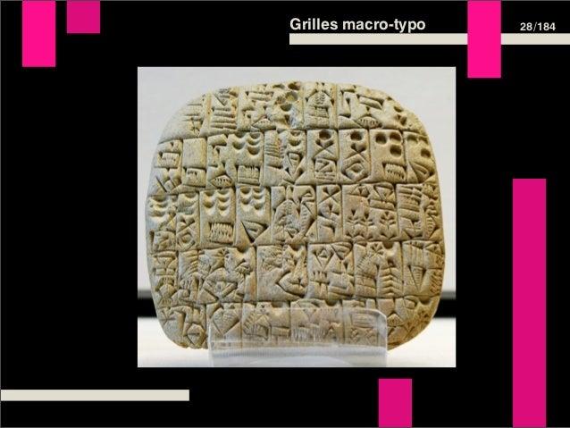 Grilles macro-typo   28 /184