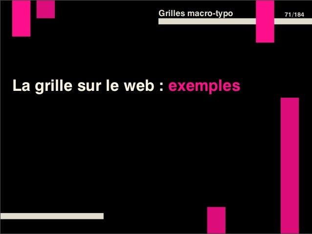 Grilles macro-typo   73 /184http://www.lyon.archi.fr/             bit.ly/lyon-archi