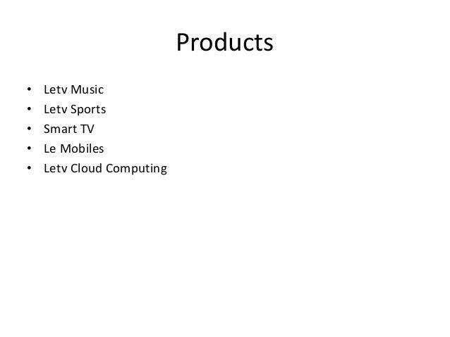 Leshi internet information & technology (le eco)2