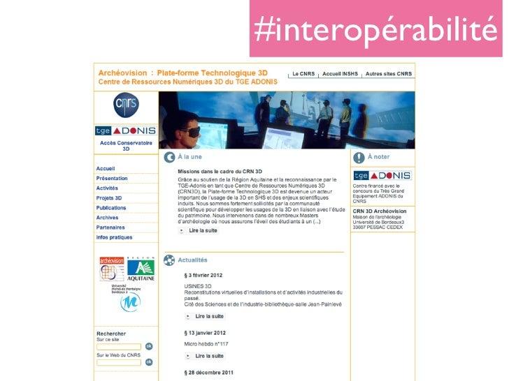 #interopérabilité
