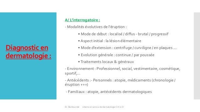 Les lesions elementaires en dermatologie pdf