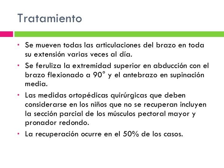 Lesiones del plexo braquial y lumbrosacro