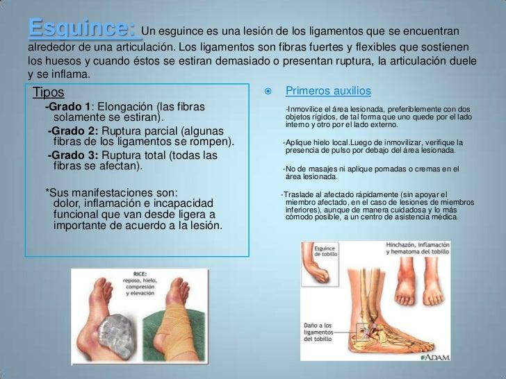 Lesiones deportivas y primeros auxilios copia
