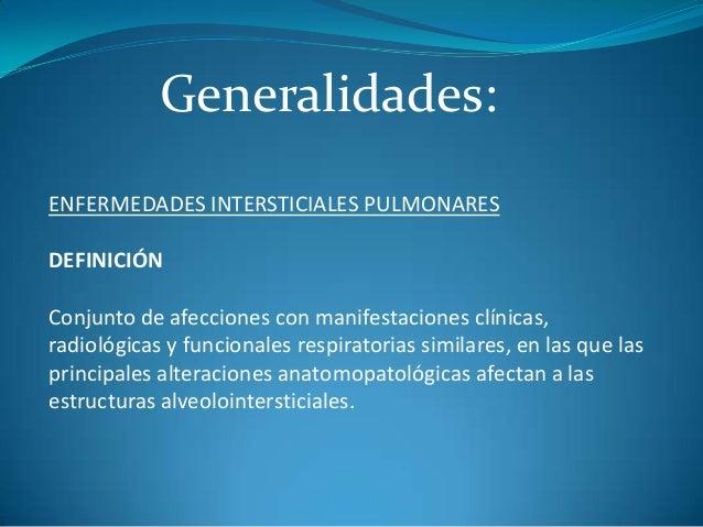 Lesiones intersticiales Slide 2