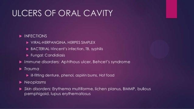 oral thrush causes