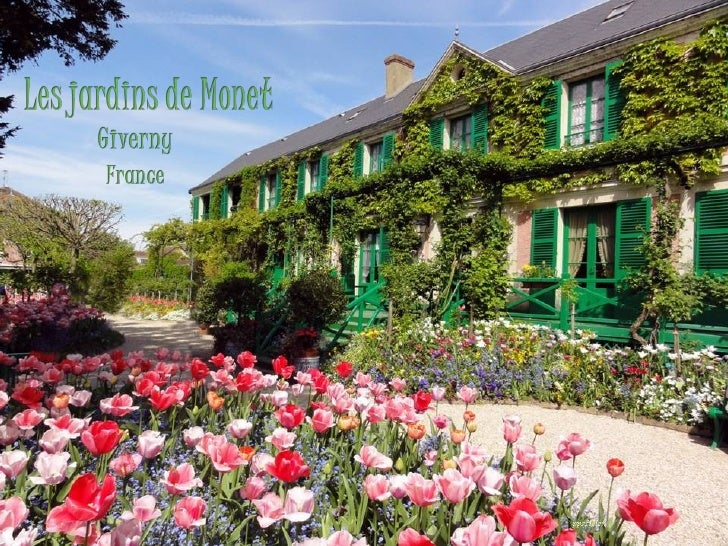 Les jardins de monet giverny france for Les jardins en france