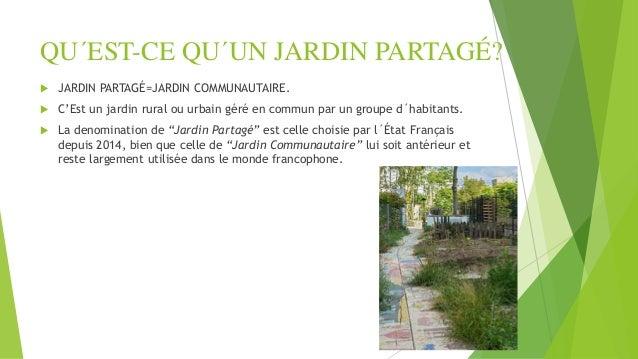 Les jardins partag s for Jardin urbain definition
