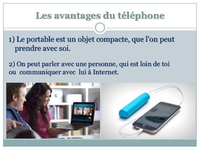 les avantages du telephone portable