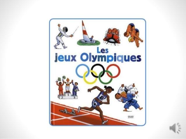 D'où viennent les Jeux olympiques ?
