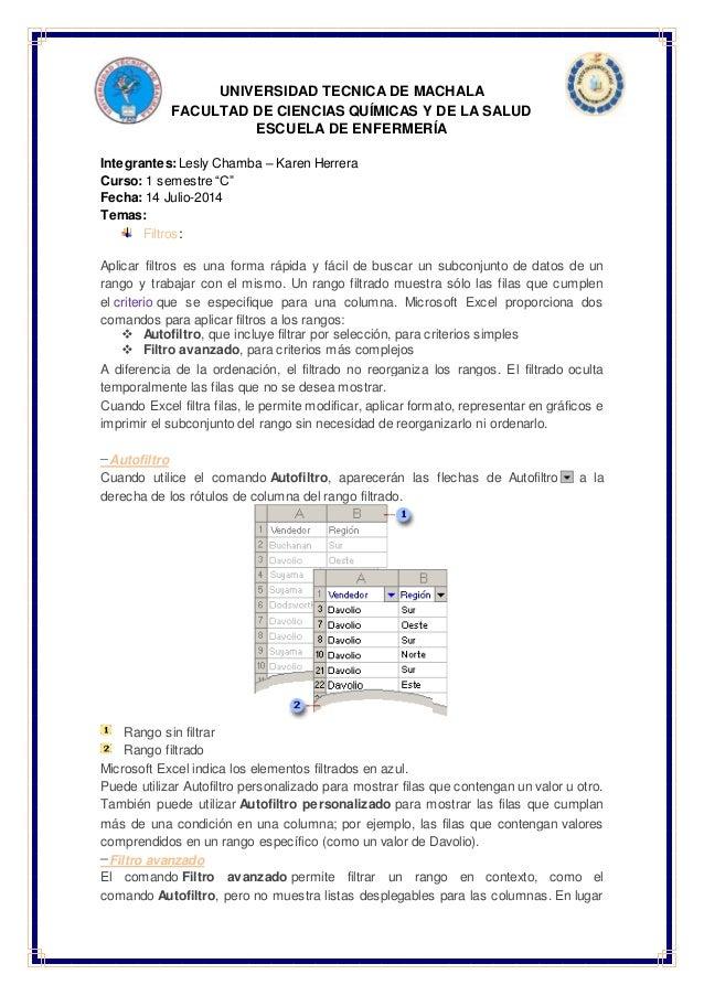 UNIVERSIDAD TECNICA DE MACHALA  FACULTAD DE CIENCIAS QUÍMICAS Y DE LA SALUD  ESCUELA DE ENFERMERÍA  Integrantes: Lesly Cha...