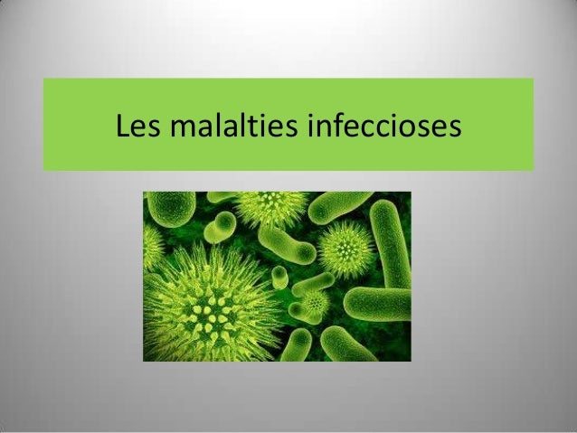 Les malalties infeccioses