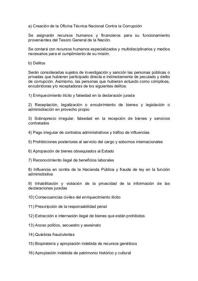 Les marcelo quiroga santacruz for Oficina nacional de lucha contra los delitos de odio