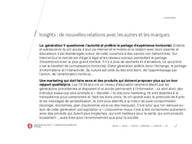 /GROUPE REVOLUTION 9 • COMMUNICATION MARKETING INTÉGRÉE DESIGN • DIGITAL • EDITION • MARKETING • PUBLICITÉ • PR 6 by REVOL...