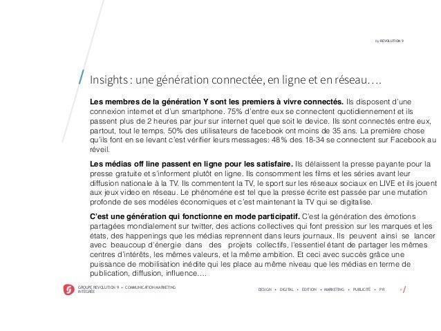 /GROUPE REVOLUTION 9 • COMMUNICATION MARKETING INTÉGRÉE DESIGN • DIGITAL • EDITION • MARKETING • PUBLICITÉ • PR 7 by REVOL...