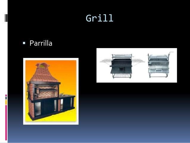 Grill  Parrilla