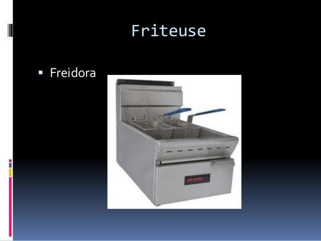 Friteuse  Freidora