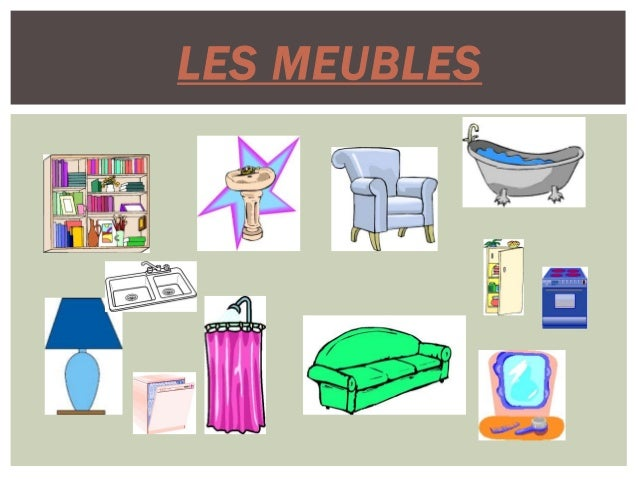 Les meubles de la maison for La maison contemporaine meubles