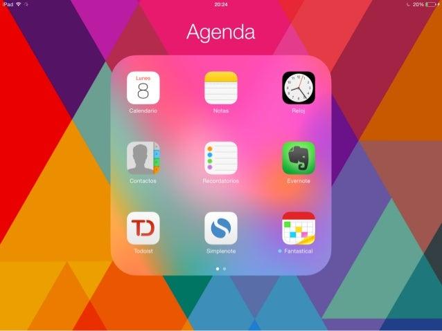Les meues apps preferides per educació (iOS) Slide 2