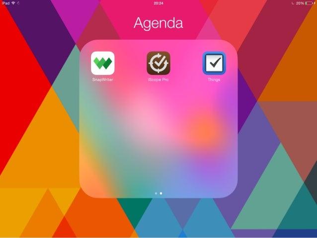Les meues apps preferides per educació (iOS) Slide 3