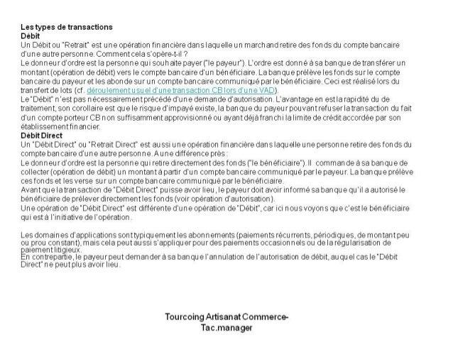 Les moyens de paiment on et off lign 04 03 13