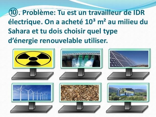 Les nergies renouvelables for Quelle energie renouvelable choisir