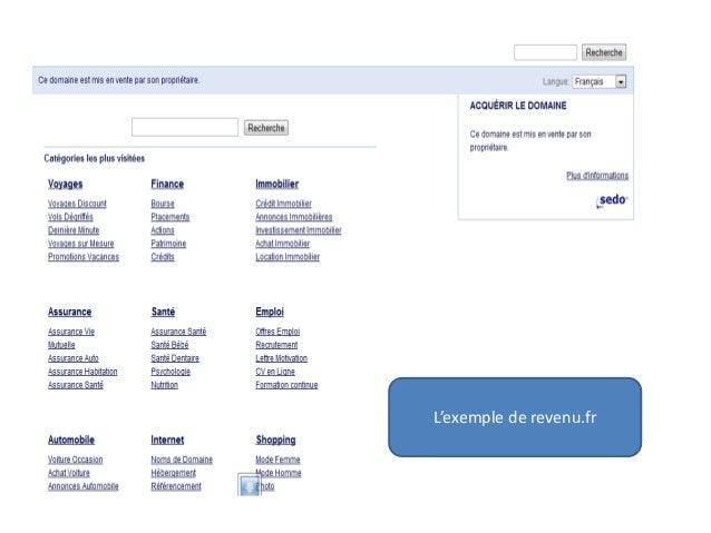 Possibilité de demander l'enregistrement d'un nom de domaine français par une personne physique résidant sur le territoire...
