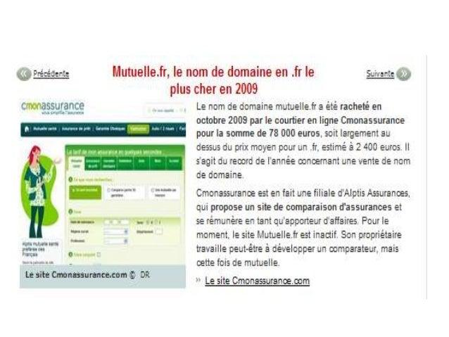 Le rattrapage de .fr