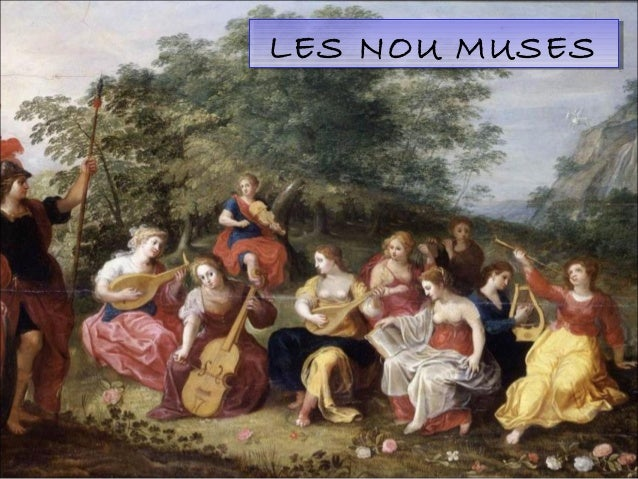 LES NOU MUSESLES NOU MUSES