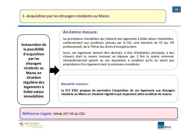 Les Nouvelles Dispositions Fiscales De La Loi De Finance 2015 Par App