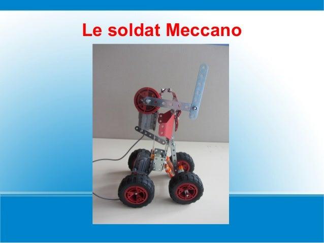 Le soldat Meccano