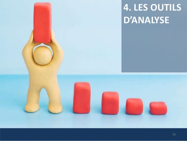 4. LES OUTILS D'ANALYSE 31