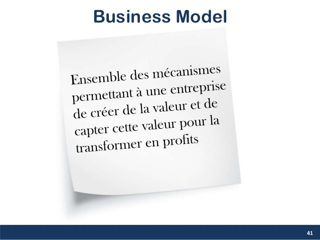 Business Model 41
