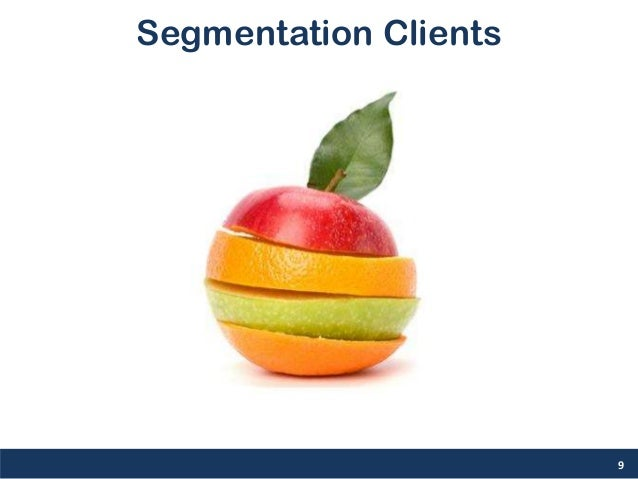 Segmentation Clients 9