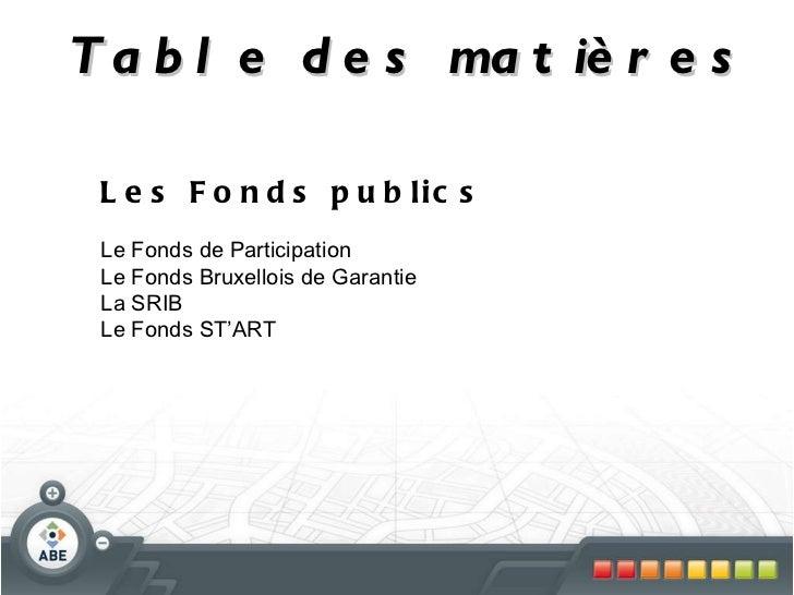 Les outils publics salon 2011 Slide 2