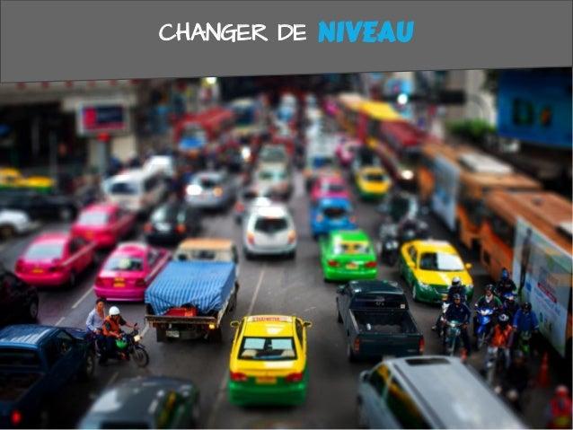 CHANGER DE NIVEAUNIVEAU