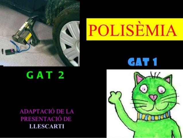 QUÈ SÓN LES PARAULES  POLISÈMIQUES?  UNA PARAULA ÉS POLISÈMICA SI TÉ  DIFERENTS SIGNIFICATS.  CASTELL:  - CASTELL DE FOCS....
