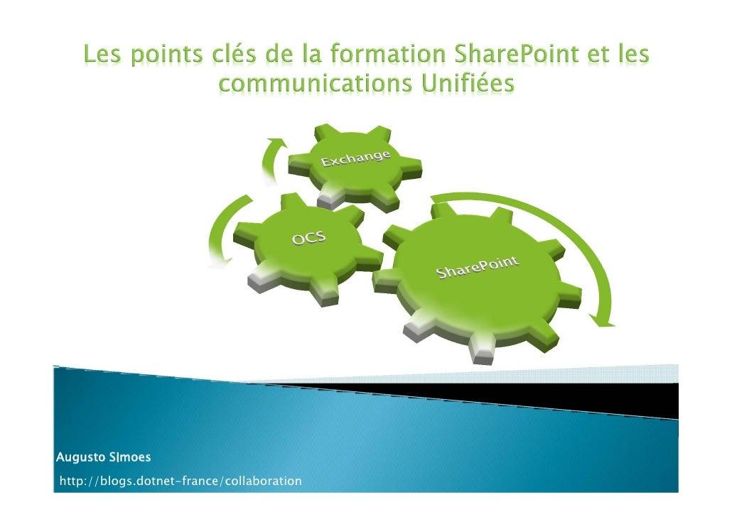 Augusto Simoes http://blogs.dotnet-france/collaboration