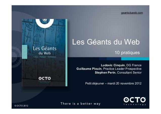 geantsduweb.com              Les Géants du Web                                         10 pratiques                       ...