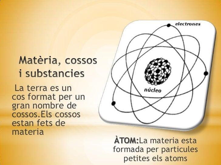 Resultado de imagen de propietats de la matèria